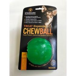 Starmark Chew rubber / gel bal