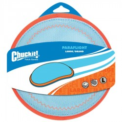 Chuckit Paraflight frisbee...